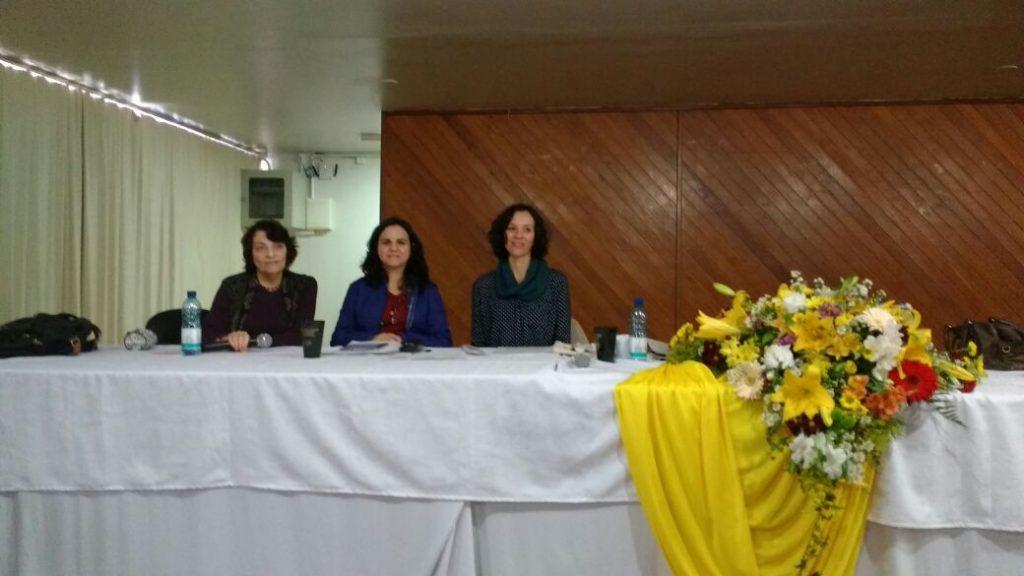 Segundo dia do XXVI Encontro Estadual dos Supervisores Escolares de Santa Catarina.