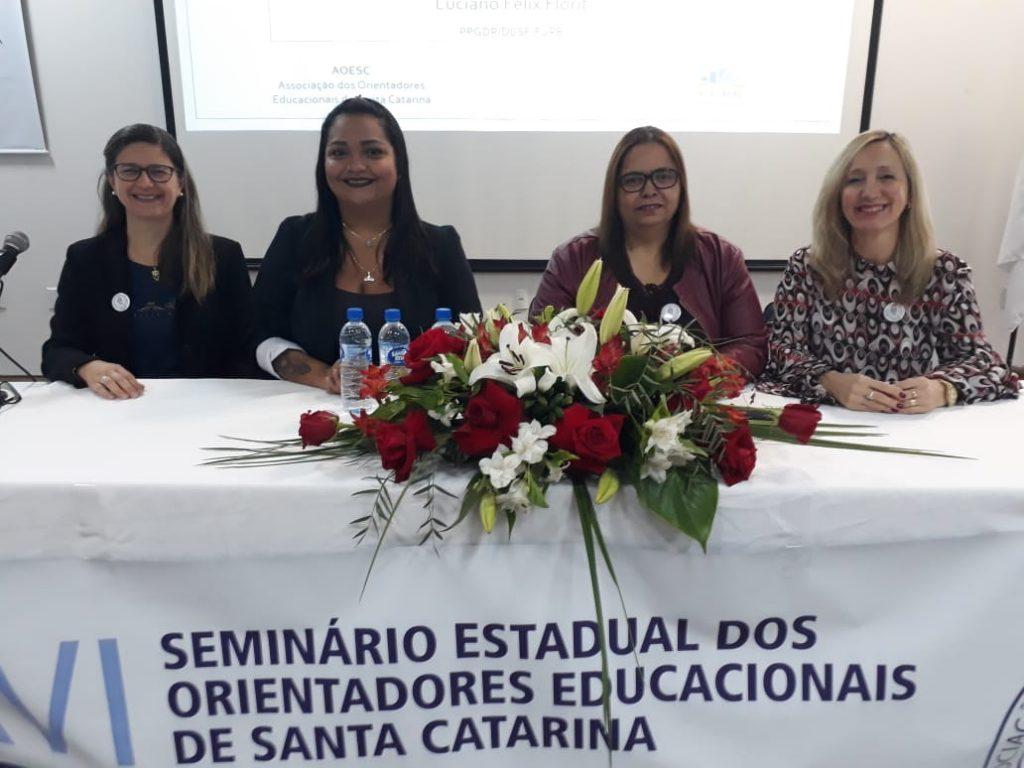 Diretoria Ecutiva da AOESC Gestão 2017/2019