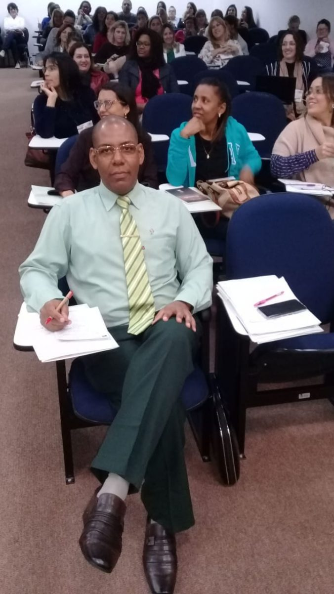 Público do 2º dia do XXVI Seminário da AOESC.