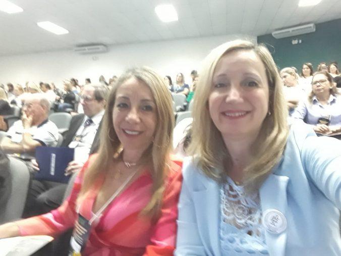 Público no segundo dia do XXX Simpósio Catarinense de Administração da Educação, realizado pela Associação dos Administradores Escolares de Santa Catarina – AAESC.