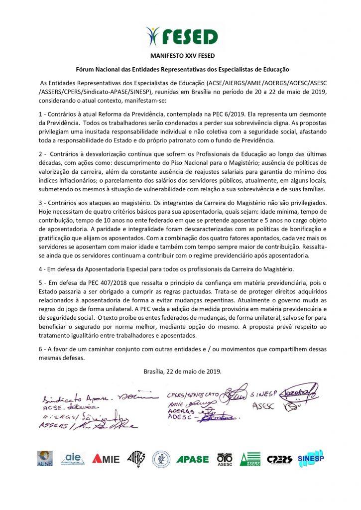 Manifesto XXV FESED com logos_page-0001